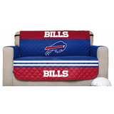 Protector Forro Para Sillon Love Seat Nfl Buffalo Bills