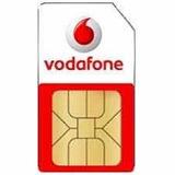 Chip Multi Operadora Vodafone M2m Ilimitado