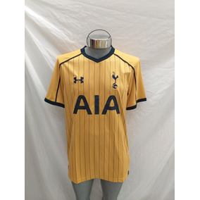 b6a990521855f Jerseys De Futbol Dorado Del Tottenham en Mercado Libre México