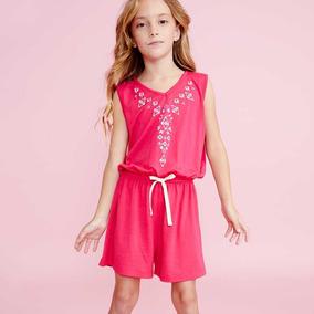 Palazzo/hot Pants Casual Niña Pink 820450 Kids 19c