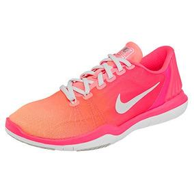 e88ccf81a11d3 Tenis Sneaker Nike Supreme Niñas Textil Coral K03298 Dtt