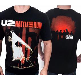 Camiseta U2 - Camisetas Manga Curta no Mercado Livre Brasil 04ca989a52483
