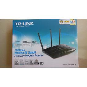 Router Modem Inalambrico Tp-link Gigabit 300 Mbps Original