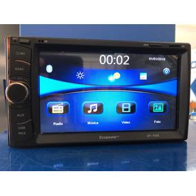 Central Multimidia 2 Din Tou.screen 1080p Gps/usb/sd/bt