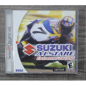 Suzuki Alstare Extreme Racing Original Sega Dreamcast