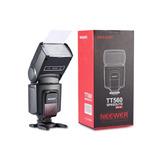 Neewer Tt560 Flash Speedlite Universal Canon Nikon Sony