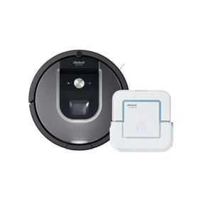 Irobot Roomba 960 + Braava Jet - Oferta Combo!