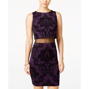 912fcd9a86 Vestido De Sears Para Fiesta Vestidos Mujer - Vestidos Violeta oscuro en Baja  California en Mercado Libre México