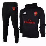 94f69a52d3873 Kit Abrigo De Moleton Blusa+calça De Time Arsenal Moletom
