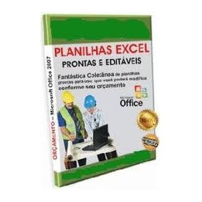 300 Modelos De Planilhas Excel Prontas E Editavéis