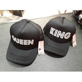 Gorras Para Parejas King Queen - Accesorios de Moda en Mercado Libre ... e746acaeecb