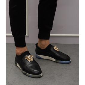 650cac6cecc Versace Zapatos Mujer - Mocasines para Hombre en Mercado Libre Colombia