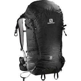 Mochila Unisex Salomon - X Alp 30 Bk U Backs Packs Negro - H