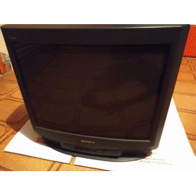 Tv Sony Trinitron De 21