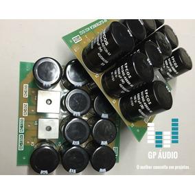 Fonte Simétrica Para Amplificadores De Áudio Profissional