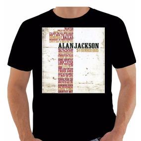 Camiseta Disco Original Alan Jackson 34 Number Ones 2010 5d17ee1cba6
