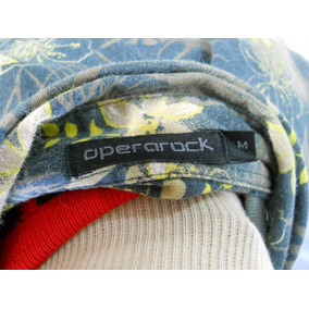 Camisa - Opera Rock - Tamanho M