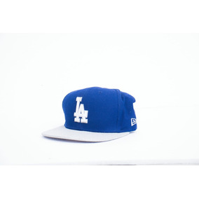 ... Los Angeles Dodgers La Snapback. São Paulo · Boné New Era La Aba Reta  Azul Royal Produto Original 3a9526b23bb