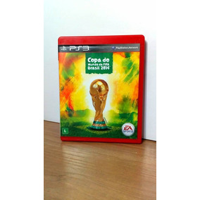 Fifa World Cup 2014 Copa Do Mundo Brasil Ps3 Seminovo
