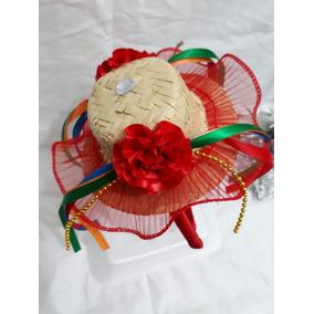 faa0626f5bf75 Tiara Chapeu Junino - Acessórios da Moda no Mercado Livre Brasil