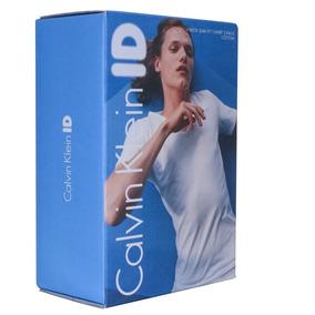 Playeras Calvin Klein Id Paquete De 2 Algodón Original L