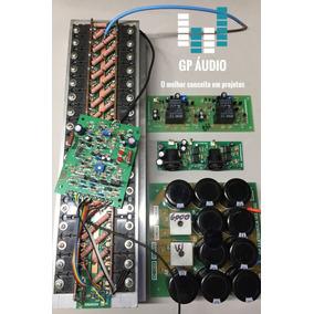 Kit Placas De Amplificador De Potencia 4000w