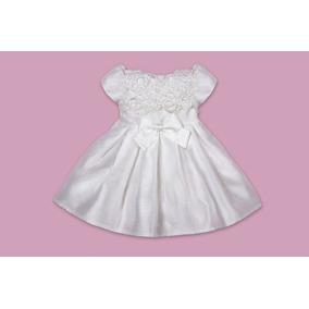 Tecido Renda Para Vestido Infantil - Bebês no Mercado Livre Brasil 7dbcfd44b2fa
