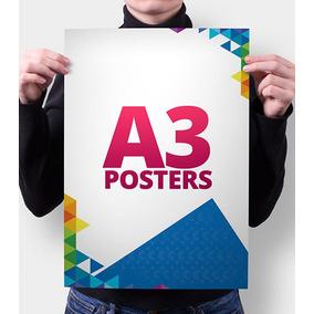 Poster Cartaz A3 42x29,7cm | Filmes, Fotos | Frete Grátis