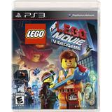 Lego Movie Videogame Ps3 Nuevo Y Sellado