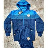 7ed2001687 Conjunto Barcelona Top Calca E Blusa Azul Marinho Com Azul
