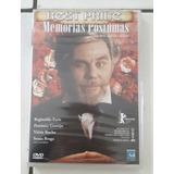 Dvd Memorias Postumas - Reginaldo Farias - Original Lacrado