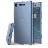 Funda Sony Xperia Xz1 Ringke Fusion Clear Transparente