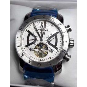 64878697d02 Relogio Bulgari Automatico De Luxo Masculino - Relógios De Pulso no ...