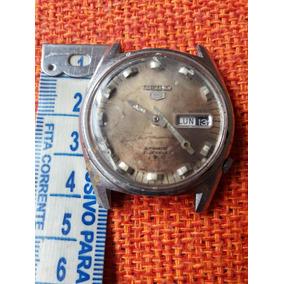 92550f8c0f0 Relógio Antigo Seiko 6119 Automático Leia A Descrição