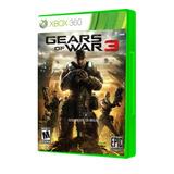 Gears Of War 3 Xbox 360 En Igamers Refurbish