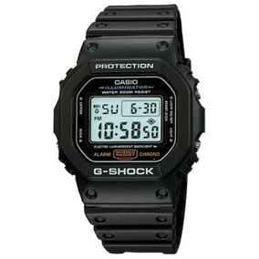 Relógio Casio G-shock Dw-5600e 1v Serie Prata