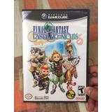Final Fantasy Cristal Chronicles. Original Game Cube