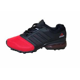 super popular b5625 75de6 Tenis Original adidas Cosmic Fashion Negro Rojo
