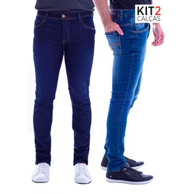 e9d3a4a9223ea Calca Max Deni - Calças Jeans Masculino no Mercado Livre Brasil