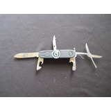 Canivete Multifuncional - Com Bussola - Classe - Com Capa