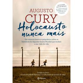 Livro Holocausto Nunca Mais Augusto Cury .biblos