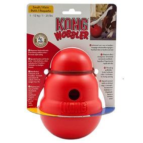 Kong Wobbler Small Brinquedo Para Cães Pequeno E Médio