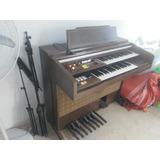 Organo Yamaha A-55f Teclado Electrico