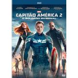 Capitão América 2: O Soldado Invernal - Dvd