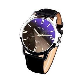 98cedb00fbc Relogio Yazole Quartz 332 - Relógios no Mercado Livre Brasil