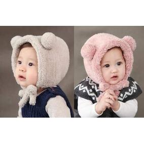 Gorro Para Bebe Niño Niña Invierno Frio Polar
