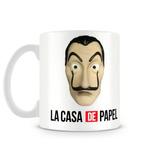 Caneca La Casa De Papel Série Netflix - Mega Oferta