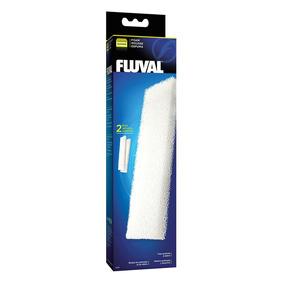 Repuestos 2 Filtros Esponjas Fluval 404 Acuario Peceras