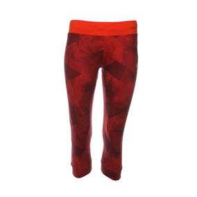 Calza Capri adidas Running Run Mujer Rj/bd