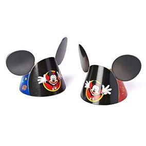 Mickey Mouse Gorro De Orejas en Mercado Libre México 7a212446348